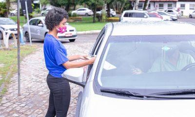 Taxistas recebem Vale Cesta Básica até esta sexta-feira; confira cronograma