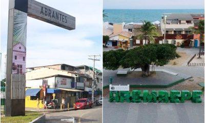 Moradores de Vila de Abrantes e Arembepe morrem por coronavírus em Camaçari; total de óbitos salta para seis