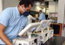Em parceria com Senai Cimatec, Ford realiza manutenção de respiradores para hospitais da Bahia