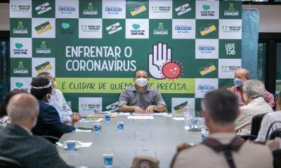 Elinaldo apresenta plano estratégico para reabertura do comércio; entenda como funcionará