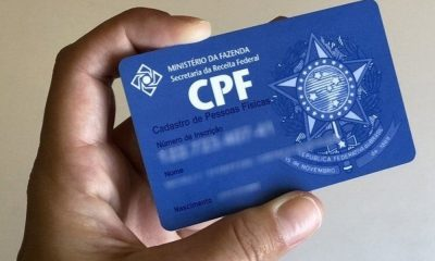 CPF agora pode ser emitido online através do SAC Digital