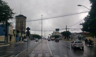 Tempo permanece chuvoso em Camaçari no fim de semana; confira previsão