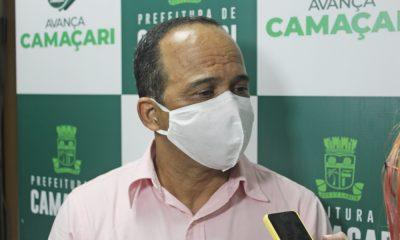 Após 30 dias em isolamento social, Elinaldo é liberado para voltar com atividades externas