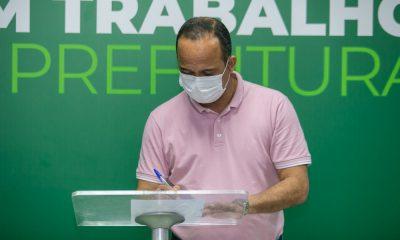 Elinaldo prorroga Vale Merenda por mais três meses; entrega recomeça na próxima semana