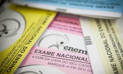 Primeira prova do Enem será aplicada neste domingo; entenda regras