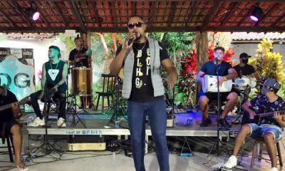 Live de Paulão Nascimento terá música e solidariedade neste domingo