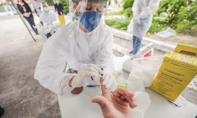Camaçari registra 91 novos casos de coronavírus e dois óbitos em apenas um dia