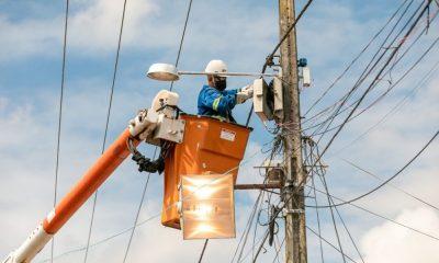 Serviços de iluminação são ampliados em bairros de Camaçari
