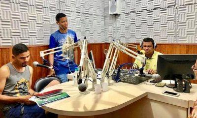 Adalto Santos se afasta do rádio para cumprir legislação eleitoral