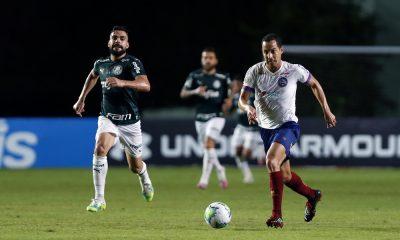 Após empate com o Palmeiras em Pituaçu, Bahia ocupa oitava posição na tabela