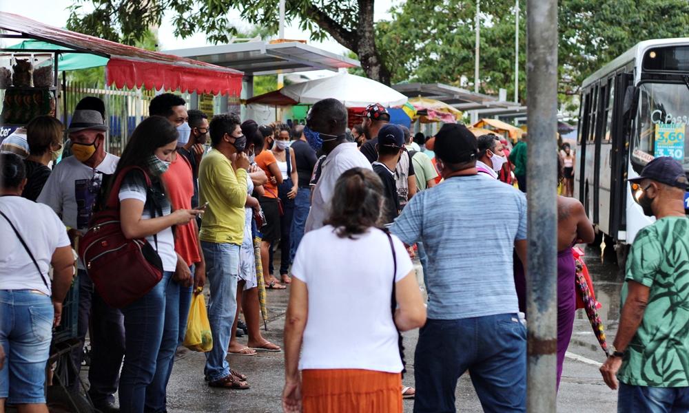 No primeiro trimestre do ano, Bahia registra maior taxa de desemprego da história