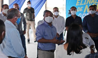 Elinaldo garante que irá fortalecer economia com atração de empresas e preparar a população para o pós-pandemia