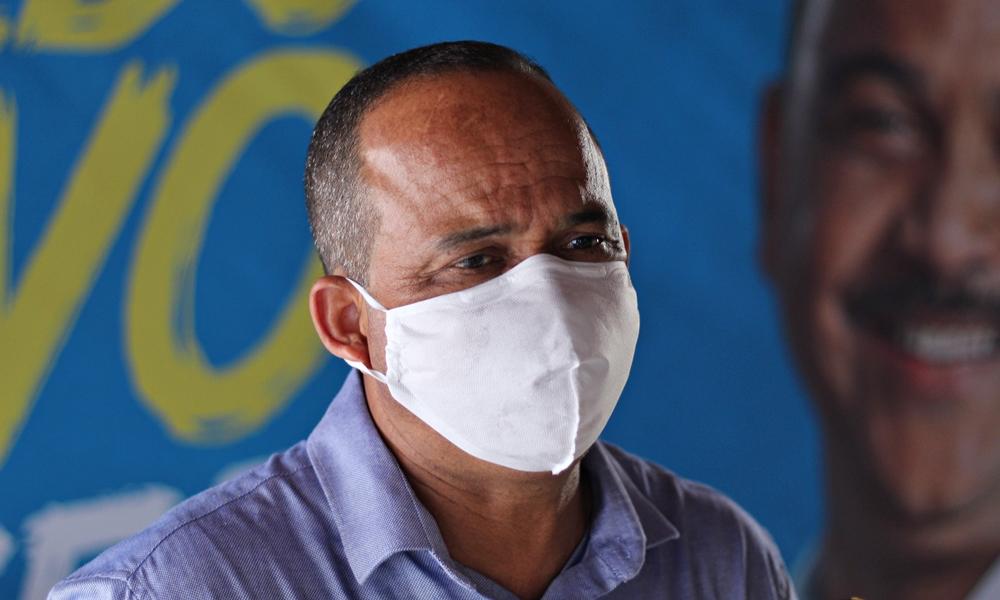 Elinaldo solicita ampliação do estado de calamidade de Camaçari até junho