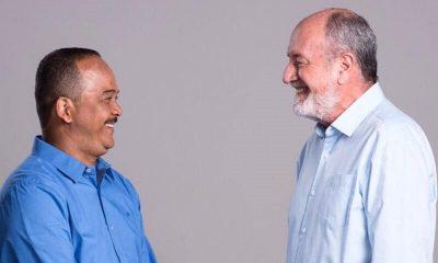 Eleições 2020: em convenção conjunta, Tude será confirmado como vice de Elinaldo nesta segunda-feira