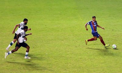 Vitória contra o Coritiba marca estreia do Bahia no Campeonato Brasileiro