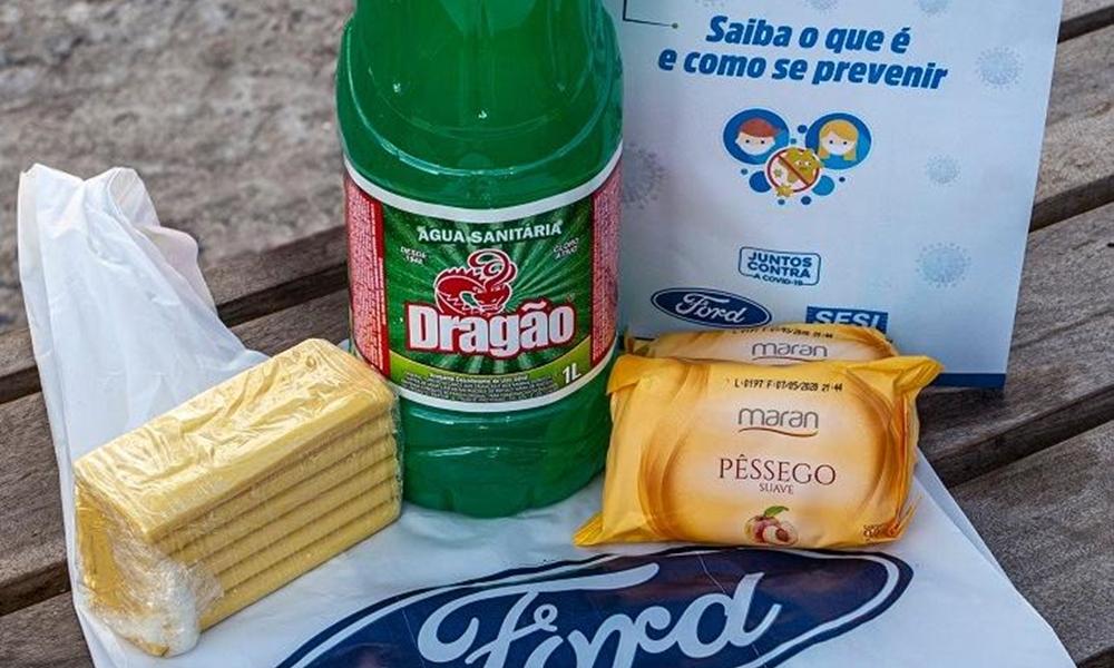 Estudantes da rede municipal de Dias d'Ávila irão receber kits de higiene
