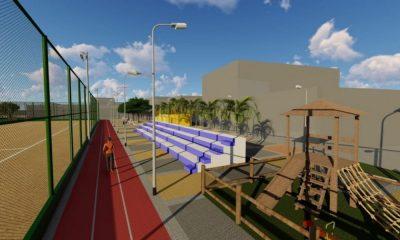 Praça de Barra do Pojuca será requalificada e terá investimento entorno de R$ 1,3 milhão