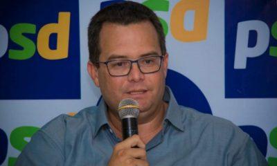 Urgente: presidente do PSD Camaçari, Roquenei Cabeceira morre vítima da Covid-19