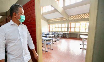 Rui Costa prorroga até 13 de setembro decreto que proíbe aulas, eventos e aglomerações na Bahia