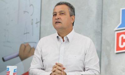 Rui Costa pretende iniciar vacinação na Bahia em até 30 dias