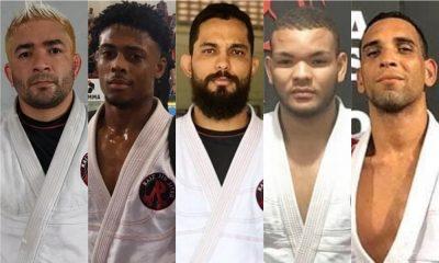 Camaçarienses são selecionados para participar de campeonatos estaduais de Jiu-Jitsu