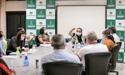 Governo municipal cria comitê para organizar possível retorno das aulas