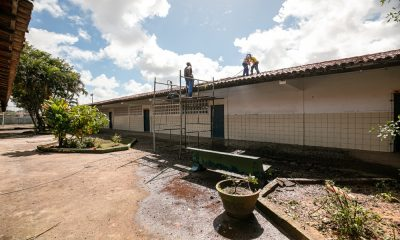 Prefeitura investe cerca de R$ 34 milhões em reforma de escolas; confira quais são