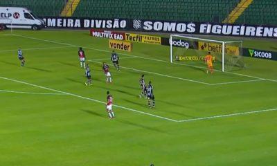 Fora de casa, Vitória empata sem gols contra Figueirense