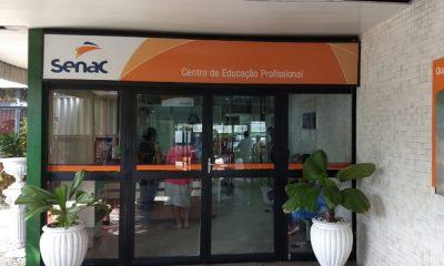 Senac abre 400 vagas de cursos em várias unidades da Bahia