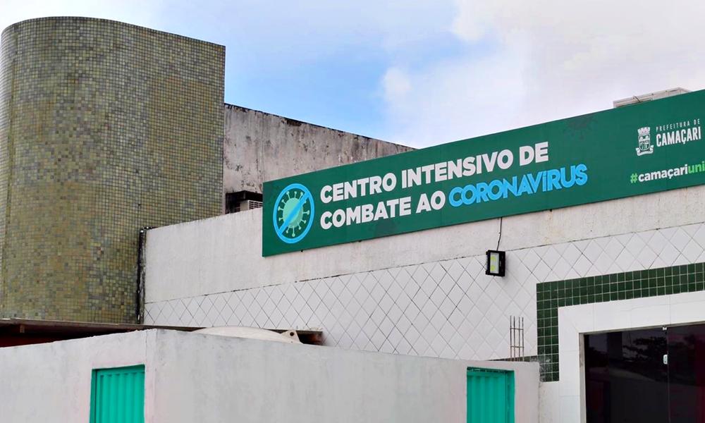 Centros de enfrentamento ao coronavírus de Camaçari são desativados