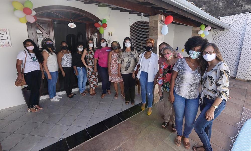 Prefeitura inaugura segunda unidade da Casa Lar em Camaçari