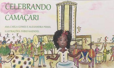 Obra 'Celebrando Camaçari' ganha versão animada para educação remota