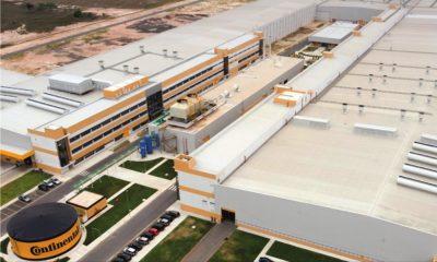 Continental abre vaga de estágio na área de Engenharia Industrial