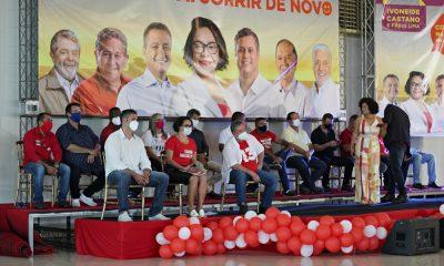"""""""Quem vai mandar na prefeitura é o povo"""", crava Ivoneide após ter nome oficializado para disputa eleitoral"""