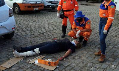 Defesa Civil treina agentes para prestar socorro pré-hospitalar em Camaçari