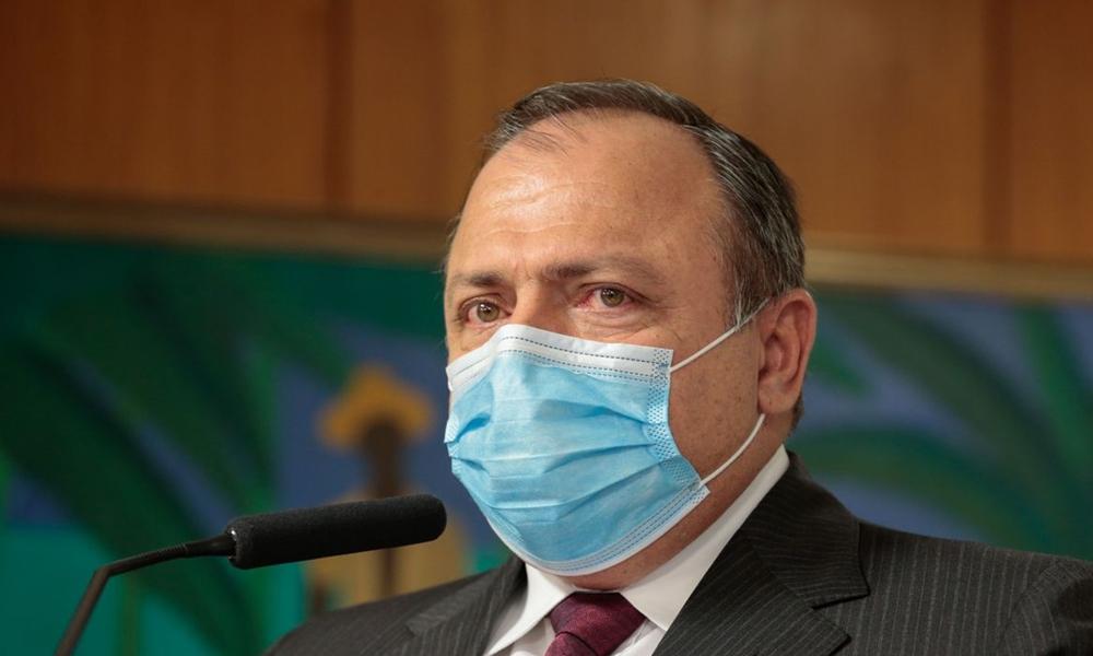 Vacinação contra o coronavírus deve começar na próxima quarta, afirma Pazuello