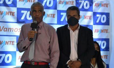 Avante homologa Pedrinho de Pedrão como candidato a prefeito