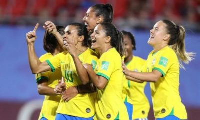 A luta constante das jogadoras de futebol feminino no Brasil e o resumo do fim de semana da dupla BaxVi