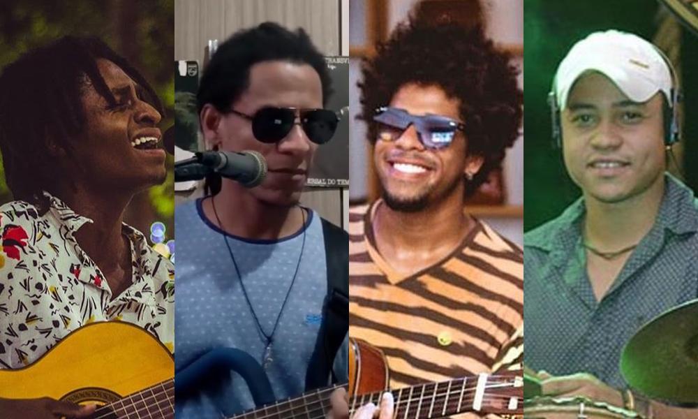 Live show 'Vozes & Violões' reúne músicos camaçarienses nesta quinta-feira