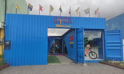 Com proposta inovadora, Rota Bike Shop é referência para ciclistas em Arembepe