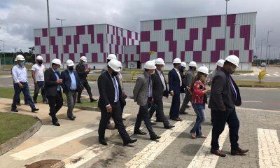 Vereadores visitam Senai Cimatec Park e discutem meios de atrair investimentos para Camaçari