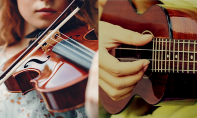 Escola de música abre inscrições para cursos de violino e ukelele em Camaçari