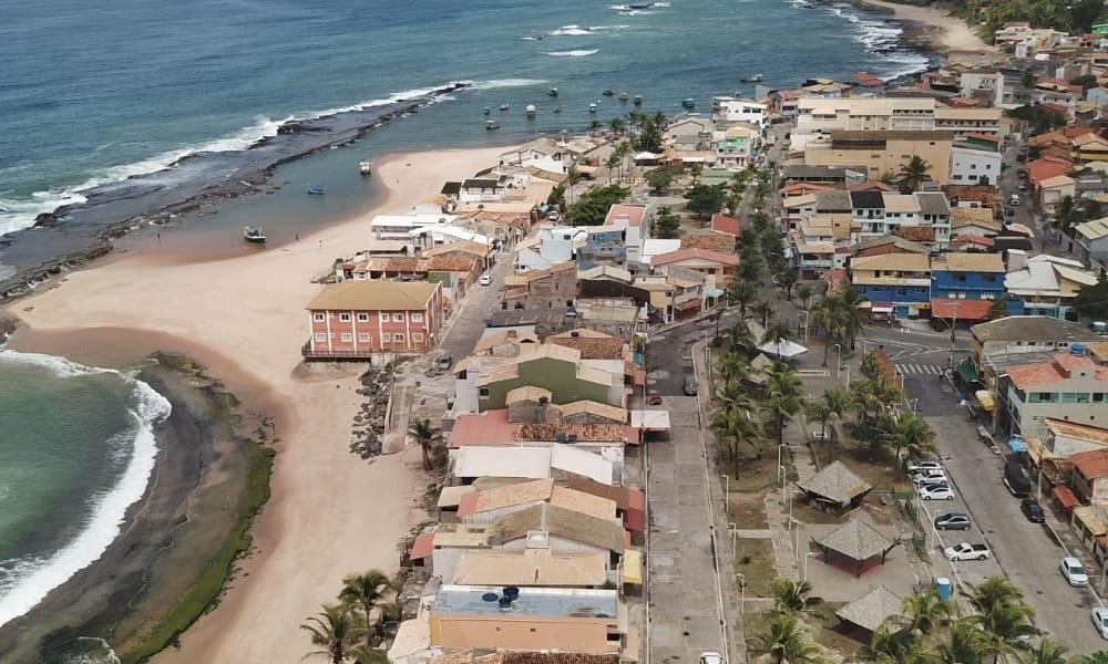 Embasa inicia obra de ampliação do esgotamento sanitário de Arembepe