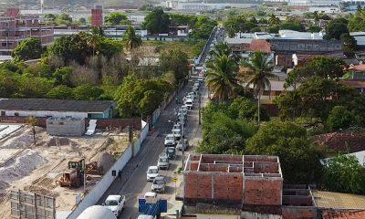 Eleições: Ivandel Pires reúne milhares de apoiadores em mais uma super carreata em Camaçari