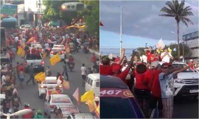 DEM vai entrar com representação contra PT por descumprimento de decisão que proíbe carreatas em Camaçari