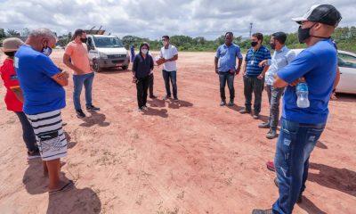 Em visita ao Novo Horizonte, Dilma Mendes ressalta importância do esporte no município