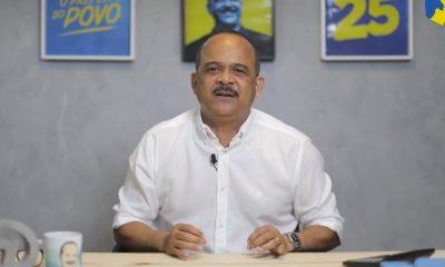 A quatro dias das eleições, Elinaldo lidera pesquisa com 44,7% das intenções de voto
