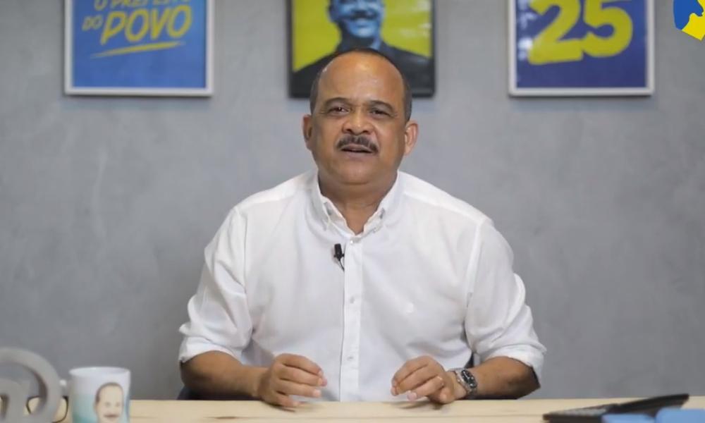 """""""Melhorar a saúde continuará sendo a minha prioridade"""", afirma Elinaldo"""