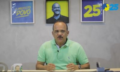 Elinaldo destaca investimentos na educação e qualificação de professores em programa eleitoral