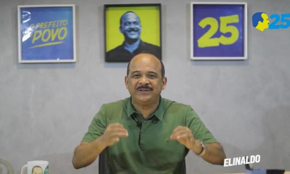Programa eleitoral de Elinaldo destaca trabalho voltado às crianças